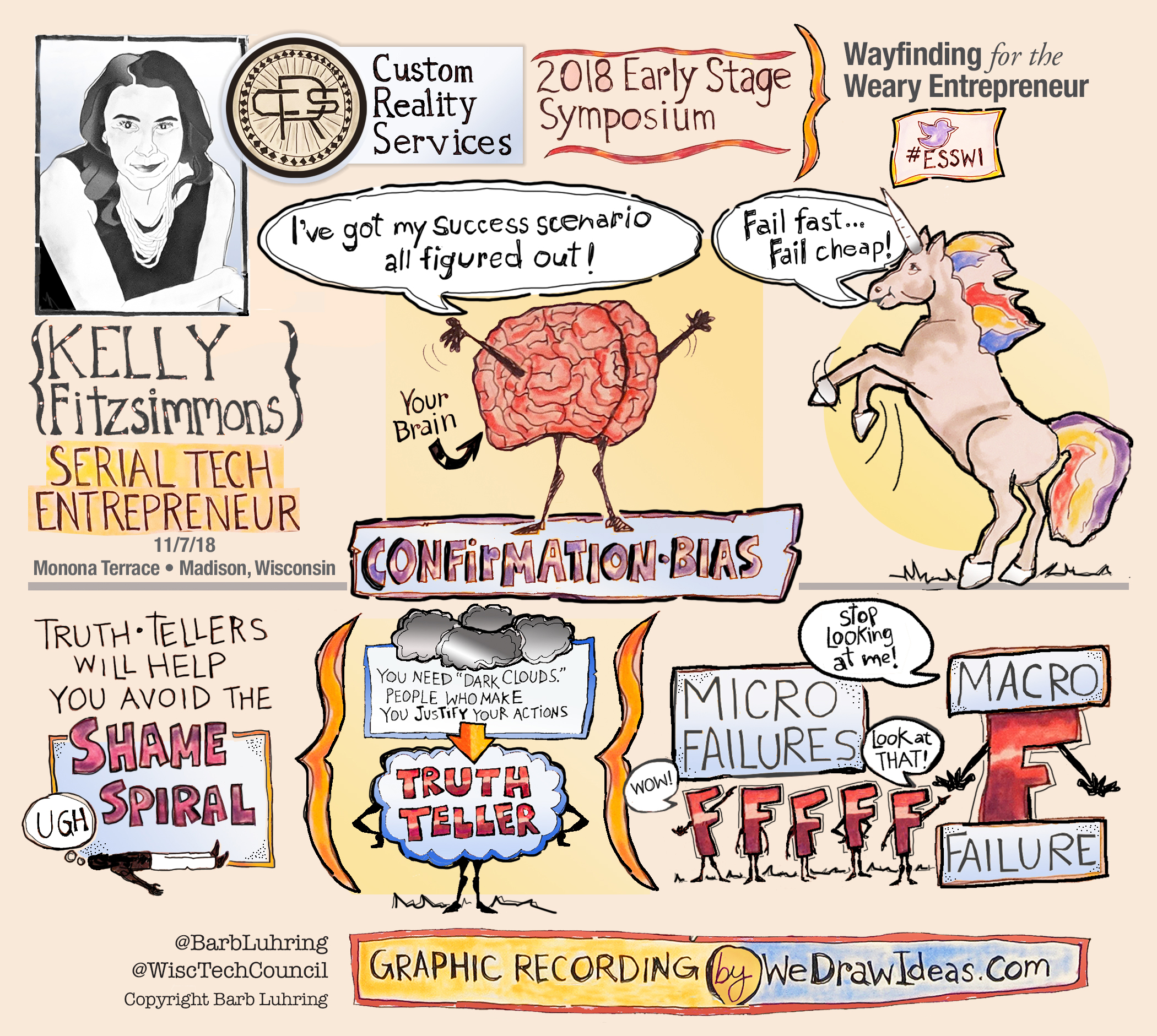 Kelly Fitzsimmons - Tech Leader